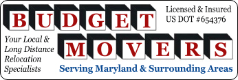 Budget Movers of the Baltimore Area